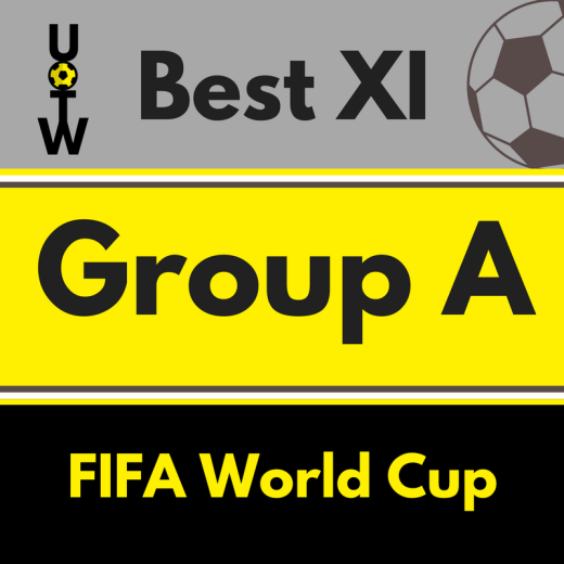 Best XI Group A FIFA World Cup